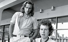 The three-time Wimbledon champion looks back on almost thirty years of   friendship and rivalry with Sweden's Björn Borg, beginning at the 1978   Stockholm Open