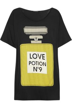 Wildfox Love Potion No. 9 cotton T-shirt