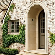 Notice the Details: The Limewash | Peter Block Country Style Makeover - Southern Living Mobile