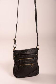 c3375bf708c5 Hold Me Close - Black Crossbody Bag - BAG829BK Black Crossbody