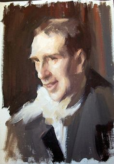 zorn, anders zorn, limited palette, oil painting,schneider,-Ralph Liliedahl