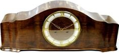 ANTIGUO RELOJ SOBREMESA ENORME TABLE CLOCK OROLOGIO TAVOLO 1958 URGOS SELVANEGRA | eBay