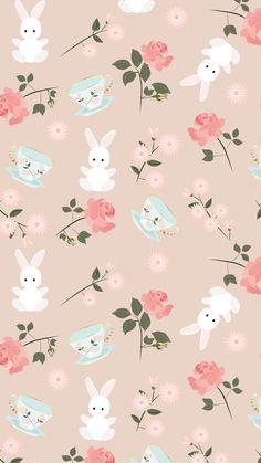 Ostern Wallpaper, Frühling Wallpaper, Flower Phone Wallpaper, Spring Wallpaper, Pink Wallpaper Iphone, Iphone Background Wallpaper, Painting Wallpaper, Kawaii Wallpaper, Disney Wallpaper