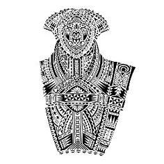 Tatuaggio di Aiga, Famiglia tattoo - custom tattoo designs on TattooTribes.com