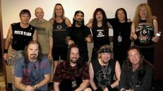 Dream Theater and Iron Maiden