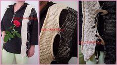 swetery na drutach kolorowe skosne pasy - Szukaj w Google