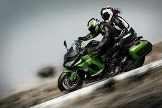 Kawasaki Z1000SX - Tourer