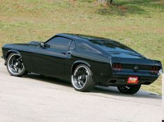 1969 Ford Mustang Fastback For