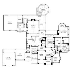 67 Best House Plans 3,500 s.f. - 4,000 s.f. images in 2014 ...  House Plans Amicalola Cottage on