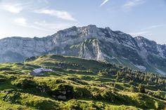 z'Alp im Toggenburg - Reisetipps Mountains, Places, Nature, Travel, Wanderlust, Sunrise, Communities Unit, Gap Year, Paradise