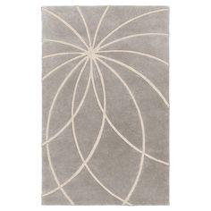 Forum Bay Leaf/Antique White Area Rug