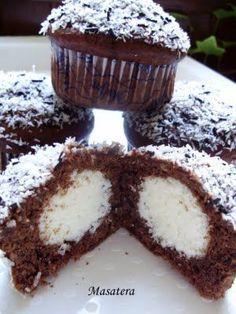 Čokoladni Maffini sa srcem od kokosa