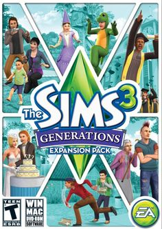 The Sims 3 Generations Expansion Pack - About Sim Games
