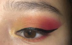 The soph x revolution extra spice palette Eyeliner from NYX Makeup Revolution Soph, Makeup Tips, Makeup Ideas, Eye Makeup, Rainbow Eyes, Makeup Brushes, Eyeliner, Makeup Looks, Make Up