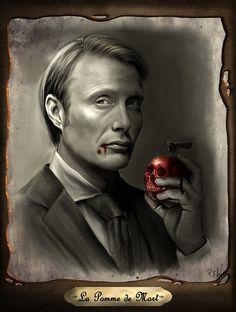 Hannibal - La Pomme de Mort by Petite-Madame.deviantart.com on @deviantART