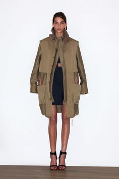 Phoebe Philo for Céline Resort 2010 - Collection - Gallery - Style.com