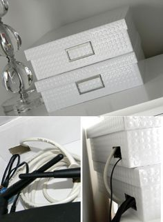 Conceal Your Router in Fancy Storage Boxes | BuzzFeed