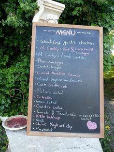 Wedding BBQ Vegetarian Skewers, Mc Carthy, Cooking Classes, Organic Recipes, Towers, Bbq, Kitchen, House, Wedding