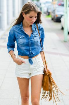OUTFIT: SUMMER JEANS
