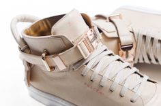 Ronnie Fieg for Buscemi 100MM - Veg Tan / Rose Gold | Kith | Kith NYC