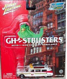 Hollywood on Wheels Ghostbusters Ecto 1 Ambulance Johnny Lightning http://www.amazon.com/dp/B0036ZE31S/ref=cm_sw_r_pi_dp_EwpAub0HX0PHP