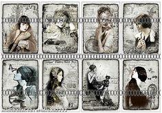 Bavlněná látka panel výběr z panelů Photos