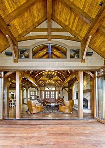 Home Plans Craftsman Luxury Great Rooms Ideas New House Plans, House Floor Plans, Outdoor Living Rooms, Craftsman Style House Plans, Bonus Rooms, The Ranch, Great Rooms, New Homes, House Design