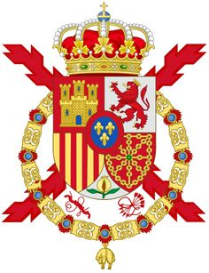 The Royal Arms of Spain