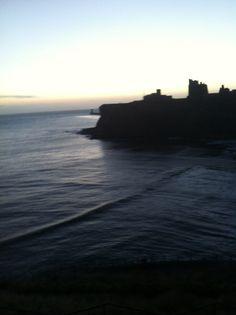 King eddies beach high tide Xmas day 8.05 am 25 th December 2013