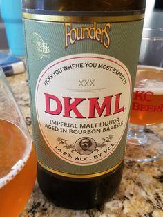 DKML (Dick Kicker Malt Liquor) [*]