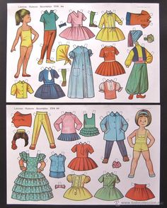 Holly Hobbie, Diy And Crafts, Paper Crafts, Paper Dolls Printable, Ny Ny, Baby Dolls, Aurora Sleeping Beauty, Barbie, Retro