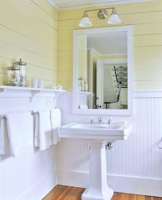 wainscoting for bathroom - Google Search