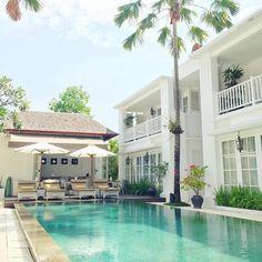 Bali //  The Colony Hotel Bali