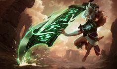 Riven LOL | Riven | League of Legends