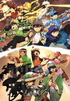 Anime Galaxy, Boboiboy Galaxy, Boboiboy Anime, Hot Anime Boy, Galaxy Pictures, Cartoon Movies, Picts, 3d Animation, Pattern Wallpaper