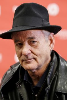 Bill Murray - the guy gets me