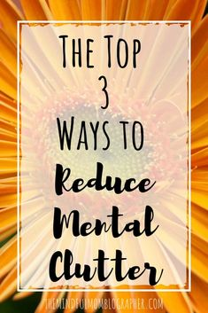 How to clear your mind of mental clutter and reduce stress. Anxiety Relief, Stress Relief, Wellness Tips, Health And Wellness, Coping Skills, Feeling Overwhelmed, Mental Health Awareness, Reduce Stress, Stress Management