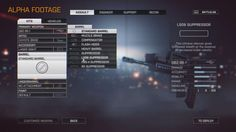Battlefield 4 Weapon Customization system detailed with video