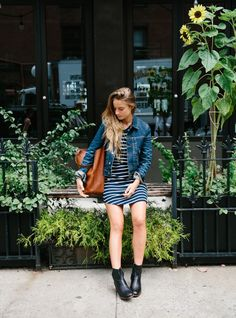 9ce9f740ec4a3f urbnite - The jean Jacket by Madewell
