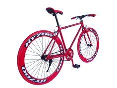 Detalles Fixie Helliot Bicicleta