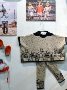 Love these Mountain knits at Perfect days kidswear at Playtime Paris! via @Smudgetikka  Perfect Days in Playtime Paris :-))