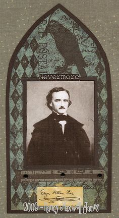 Edgar Allan Poe Gothic Arch, via Flickr.