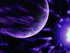 Curiosamente, violeta é a cor limite que o olho humano consegue ver (3d). Será que com as mutações passaremos a enxergar o ultravioleta?    ...