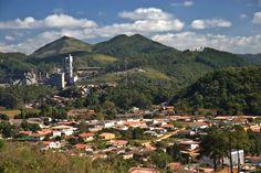 Rio Branco do Sul, Paraná, Brasil - pop 32.092 (2014)