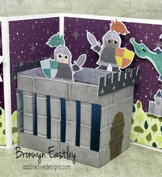 The Stamp Review Crew – Magical Day