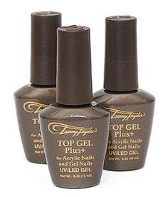 """NEW Improved Tammy Taylor """"TOP GEL PLUS+"""""""