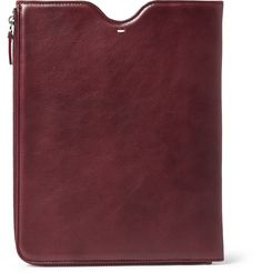 Maison Martin Margiela Leather iPad Cover | MR PORTER