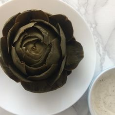 You see a artichoke a lot at the supermarket, the greengrocer or market but most of the time you don