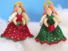 A Crocheter's Christmas    T'was the week before Christmas   I was all in a tizzy   I had projects to finish;   I had to get busy!   My ...