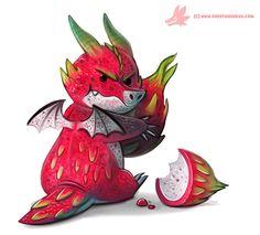 """Résultat de recherche d'images pour """"dessin fruits du dragon"""""""